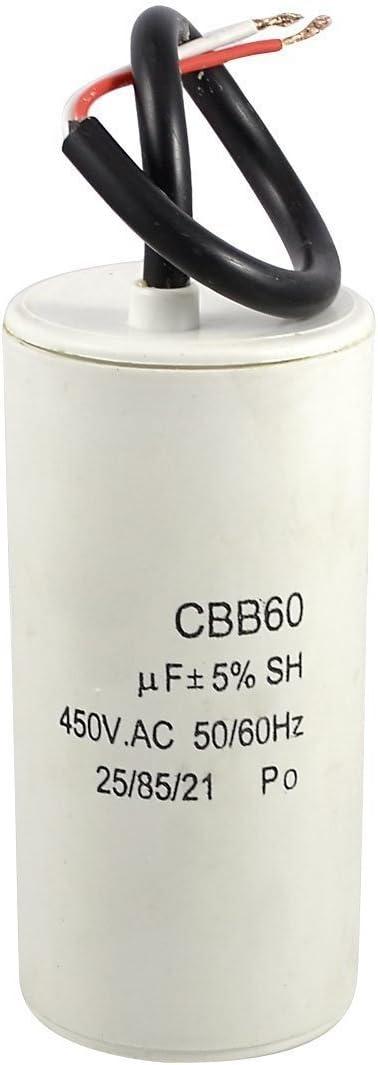 Condensador - 12.5 uF - INTERHOME©