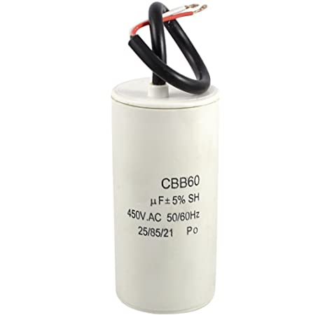 Condensador - 12.5 uF - INTERHOME©: Amazon.es: Electrónica