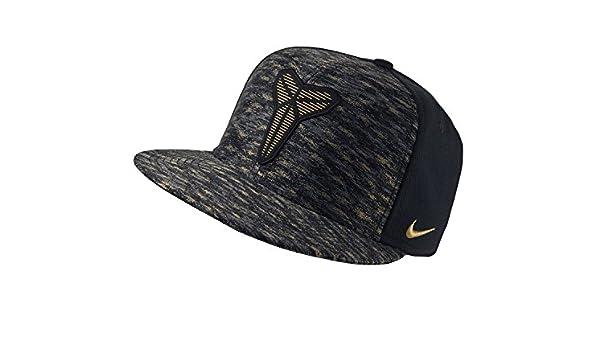 Amazon.com : Nike Kobe 11 True Snapback Adjustable Hat : Sports & Outdoors