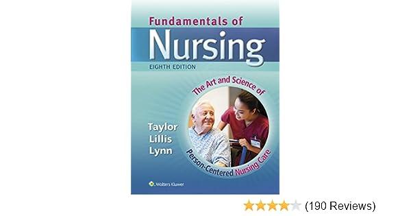 Fundamentals Of Nursing Kindle Edition By Carol Taylor