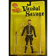 Justice Society of America Vilains: VANDAL SAVAGE, 6.5-inch Figure with Sword