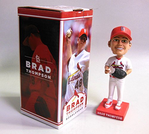 Wall Art Ticket Baseball (BRAD THOMPSON BOBBLEHEAD BUDBASH 2016 ST LOUIS CARDINALS NIB SGA 5004082)