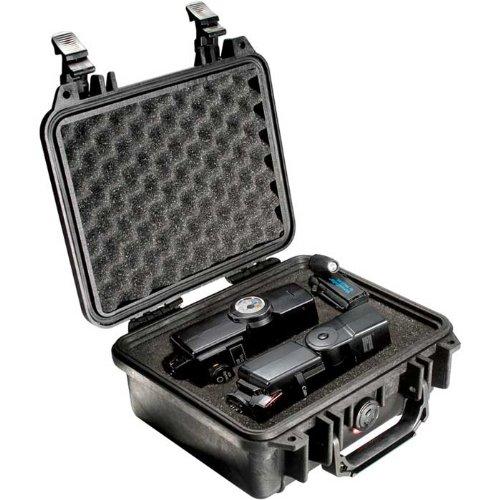 Pelican 1200 Hard Case - Watertight, Crushproof, Dust Proof