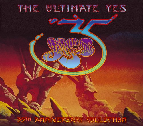 Ultimate Yes  35Th Anniversary Collection  3Cd  Digi Pak