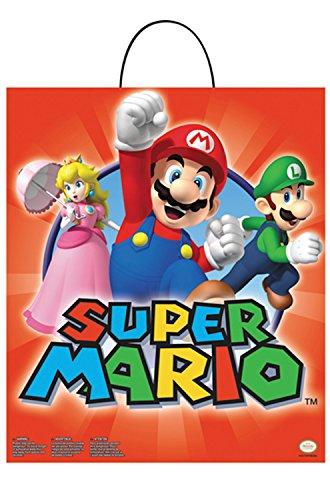 Nintendo Super Mario Brothers Essential Treat Bag