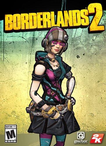 Amazon com: Borderlands 2: Mechromancer Beatmaster Pack DLC