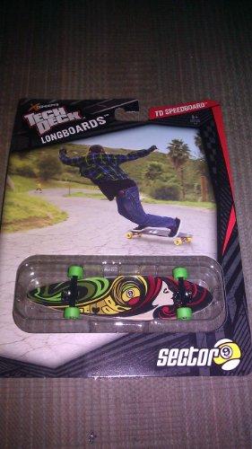 2012-tech-deck-longboard-sector-9-nine-ladys-head-9-ball-red-yellow-green-td-speedboard-20055288