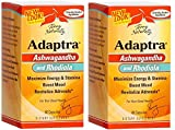 Europharma/Terry Naturally Adaptra 60 Capsules -2 Pack Review