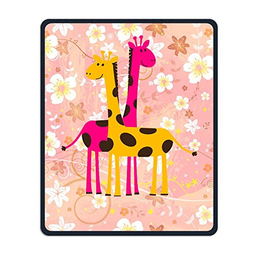 Dance Wear Costumes Catalogs (Unyiqun Cute Giraffes Creative Custom Fashion Mouse Pad)