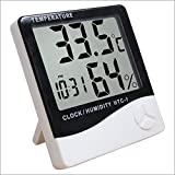 Sesame Electronic Ambient Thermometer Humidity