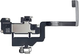 Afeax Earpiece Speaker Proximity Light Sensor Flex Cable Incl Mic Replacement Compatible with iPhone 11 (6.1 inches)