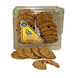 Hill and Valley, No Sugar Added Oatmeal Raisin Cookie, 15 oz., (8 count)