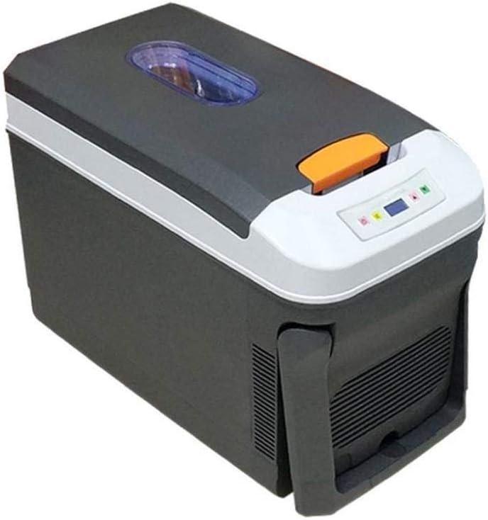 Refrigerador eléctrico portátil de gran capacidad de 35L, caja refrigerada termoeléctrica Camión frigorífico for acampar 12V / 24V / 220-240V, Mini refrigeradores for autoservicio Hogar for el hogar V