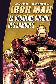 Iron-Man : la Guerre des Armures 2 par John Byrne