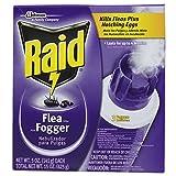 S C JOHNSON WAX 41654 Raid 5 oz Flea Fogger (3 Pack)