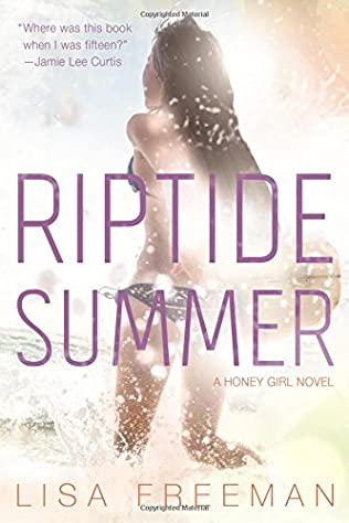 book cover of Riptide Summer