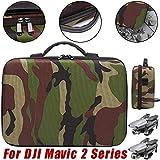 Sinwo Camouflage Shoulder Handheld Waterproof Storage Bag Case for DJI Mavic 2 Series (Camouflage)
