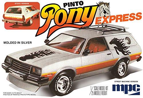 1979 Ford Pinto Wagon Pony (Pony Express Ride)