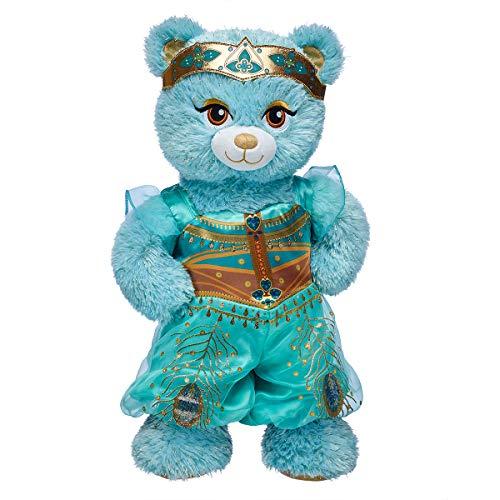 Build A Bear Workshop Disney Jasmine Inspired Bear Gift Set, 16 inches from Build A Bear