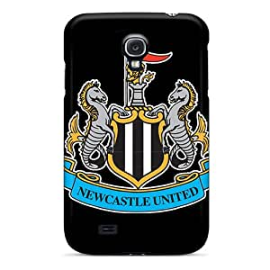 JoanneOickle Samsung Galaxy S4 Shockproof Phone Cover Customized Realistic The Famous Team England Newcastle United Skin [lvh3432IbGp]