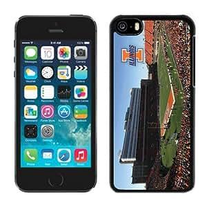 Customized Iphone 5c Case Ncaa Big Ten Conference Illinois Fighting Illini 15
