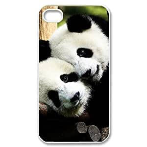 EZCASE Panda Phone Case For Iphone 4/4s [Pattern-1]