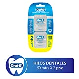 Oral-B Pro-Salud Hilos Dentales 2x1 Multi-Beneficios 50 m
