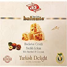 Turkish Delight Coconut Hazelnut 14.82oz