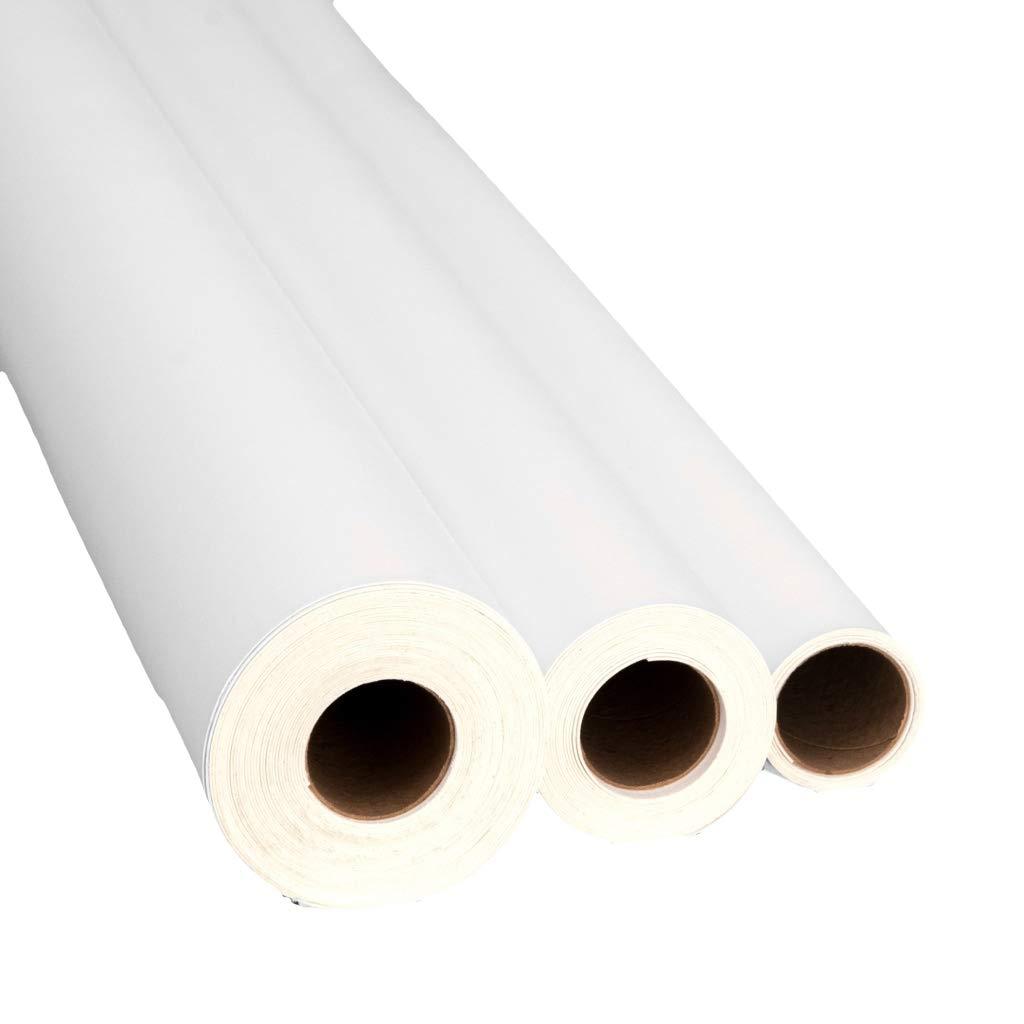 Marine Vinyl Fabric - 54'' - White: 10 Yards by Marine Vinyl Fabric (Image #1)