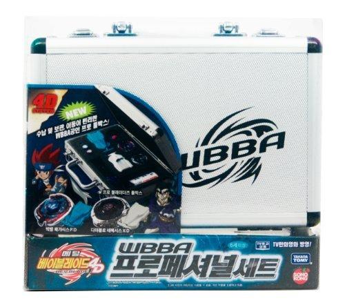 Beyblade WBBA Professional Set -Diablo Nemesis + Big Bang...