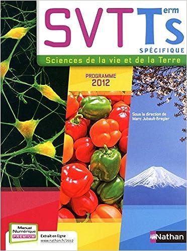 En ligne téléchargement gratuit SVT Term S spécifique epub pdf