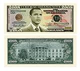 SET OF 10-Barack Obama Collectible 2008 Novelty Bill