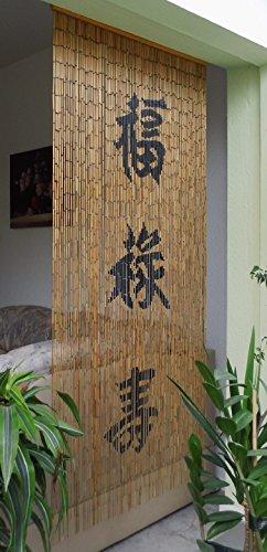 Bambustürvorhang Bambusvorhang Türvorhang
