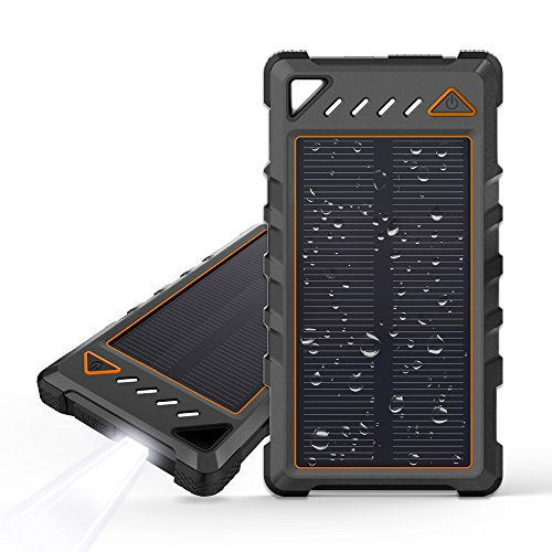 Cell Phone Solar Charger - 5