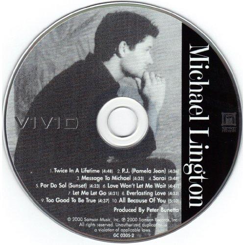 Michael Lington: Vivid [Picture Disc]