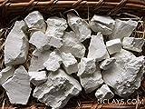 KAOLIN edible Clay chunks (lump) natural for eating (food), 4 oz (113 g)