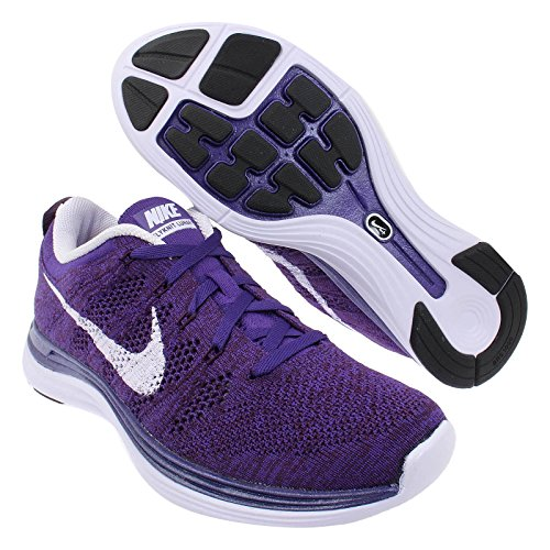 Purple 5 Running Shoes Ladies Nike 1 Flyknit 38 Sneakers Lunar Taille vxqwUa0A