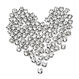 INSPIRELLE 5mm Clear White 720pcs Crystal Glass