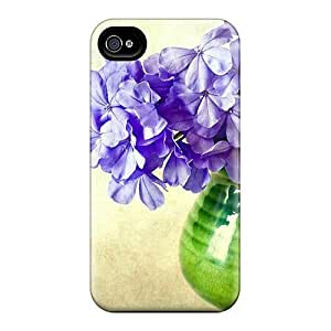 High Quality Shock Absorbing Case For Iphone 4/4s-for Luciah
