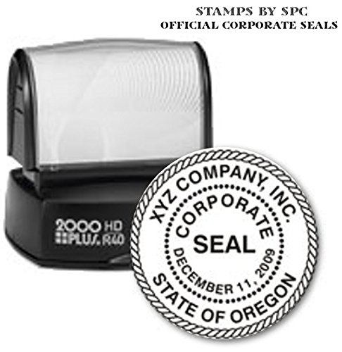 CORPORATE SEAL (WITH ROPE BORDER) // CUSTOMIZED / PERSONALIZED CORPORATE SEAL (STAMP) // (SUPERIOR TO iSTAMP) PROFESSIONAL CORPORATE SEAL [secretary/board (Spc Board)