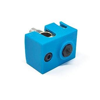 GO-3D 0.4mm Hardened Steel Nozzle for Volcano Hotend M6 3D Printer