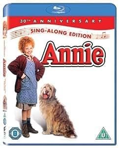 Annie [Reino Unido] [Blu-ray]