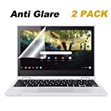 "2 Pack 11.6 Inch Anti Glare Screen Protector Compatible Acer Chromebook R11 11.6"", ASUS Chromebook C201 C202SA 11.6"", Samsung Chromebook 11.6"", Dell i3162 i3168 i3169, HP Chromebook 11"