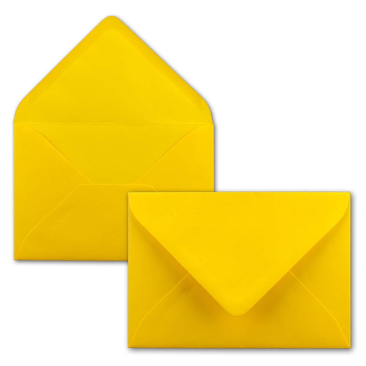 500 Mini Brief-Umschläge - Hell-Blau - - - 5,2 x 7,6 cm - Miniatur KuGrüns mit Nassklebung für Blaumen-Grüße, Grußkarten, Anhänger & Geld-Geschenke - Gustav Neuser® B07PQSRMV1 | Angenehmes Gefühl  f0e260