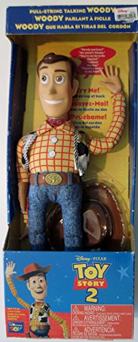 (Toy Story Pull-String Talking Woody)