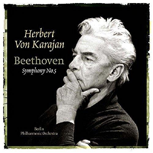 Vinilo : Herbert von Karajan - Beethoven-Symphony No. 5 (Holland - Import)