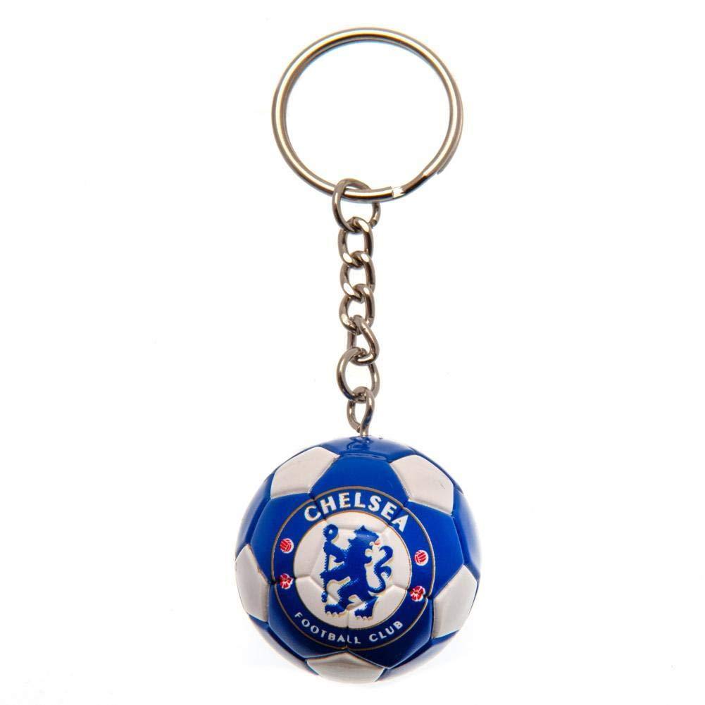 Chelsea FC - Llavero con forma de balón (Talla Única) (Azul ...