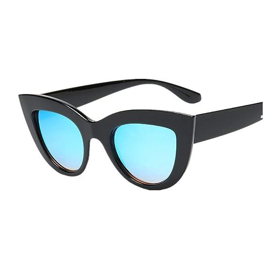 Gafas de Sol Unisex Adulto gafas de sol hombre polarizadas Aviador gafas de sol vintage de ojo de gato retro verano viaje Gafas de ciclismo para ...