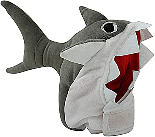 Urisgo - Sombrero de tiburón para Animales de compañía, para ...