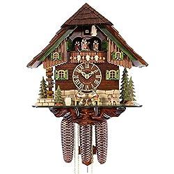 Adolf Herr Cuckoo Clock - The Merry Beer Drinkers